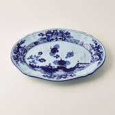 Oval course plate cm 32x24