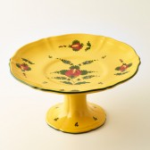 High stand fruit plate Ø cm 30