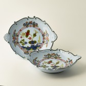 New fruit plate with handles cm 29,5x24